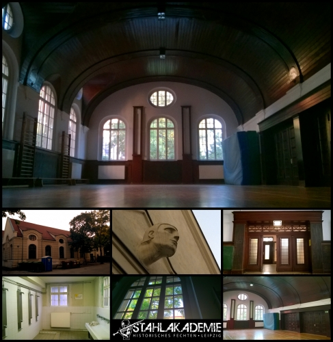 Stahlhalle-Collage