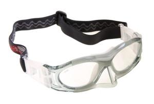 Für konservative Gewohnheitstiere: Die Sportbrille.